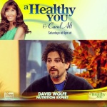 David Wolfe & Carol Alt talking about Heart Health on Fox News